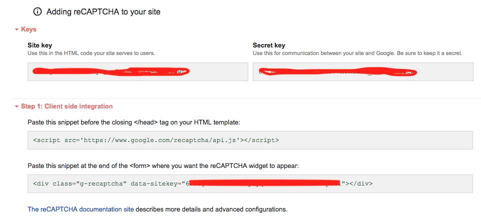Cara Memasang Google reCaptcha V2 di WordPress Register