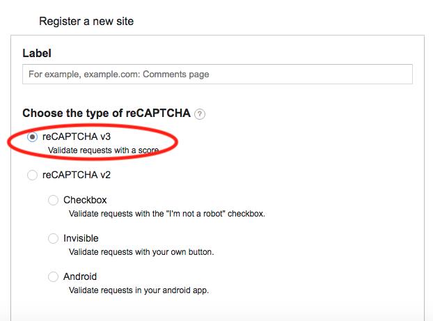 Cara Memasang Google reCaptcha V3 Versi Terbaru di WordPress V3