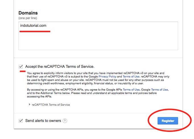 Cara Memasang Google reCaptcha di WordPress-DOmainregister