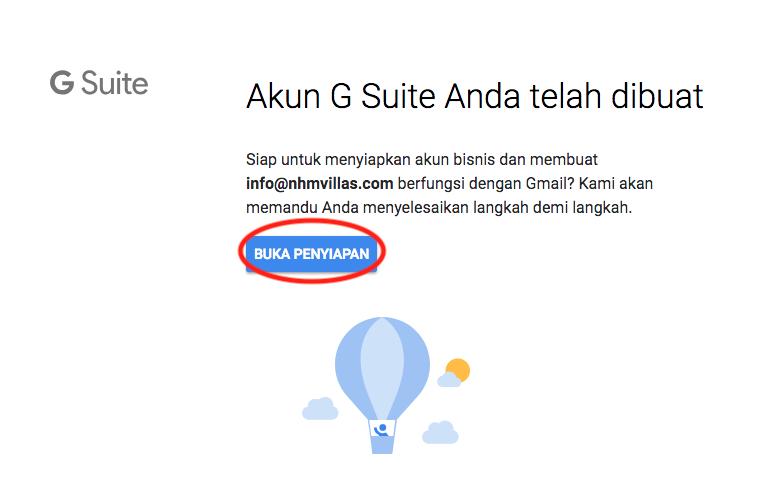 Cara Membuat Akun Gsuite Email Google Domain Kita Sendiri Dengan Vps Linode Indotutorial Com Indonesia Tutorial