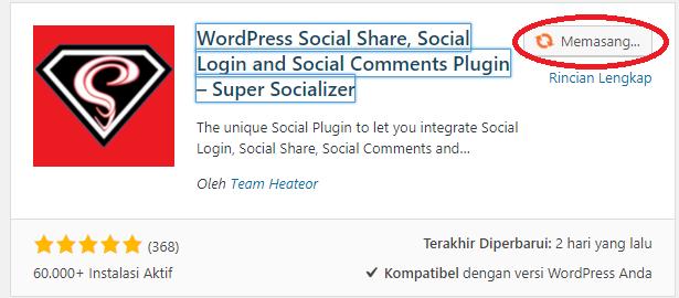 Cara Memilih dan Memasang Plugin Komentar Untuk Meningkatkan Performa dan Tampilan WordPress install plugin
