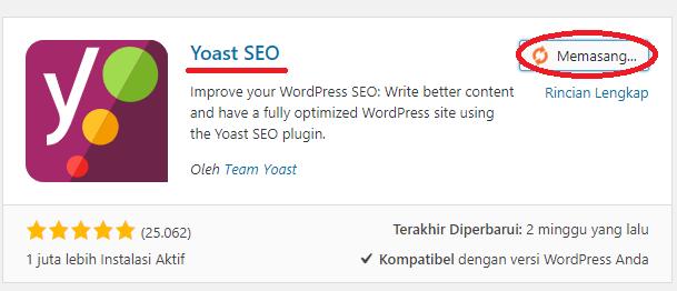 Apa itu Sitemap dan Cara Membuatnya di WordPress Plugin YOAST