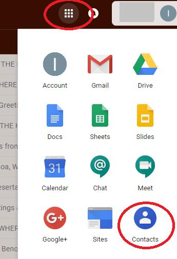 Cara Pindahkan-Export Kontak Gmail dan Import Ke Outlook Contact
