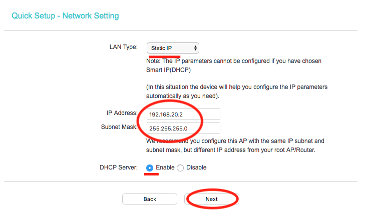 Cara Setting Router TP-Link Multifungsi (TL-WR840N) Menjadi Access Point IP Static