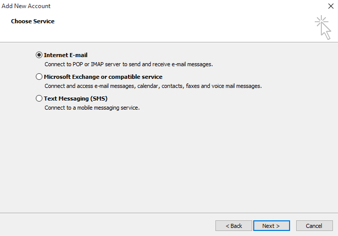 Cara membuka gmail di Outlook Outlook Internet Email