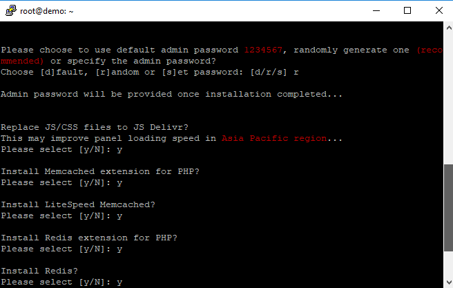 Cara Install CyberPanel di Google Cloud - QA