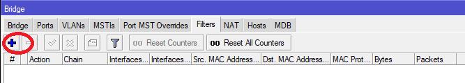 Cara Mengamankan Network PC Dari Virus Ransomware Wannacry di Mikrotik - BridgeFIlter