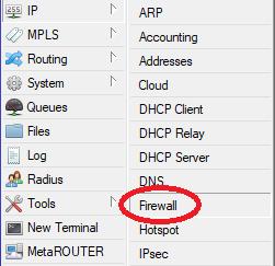 Cara Mengamankan Network PC Dari Virus Ransomware Wannacry di Mikrotik - IP-Firewall