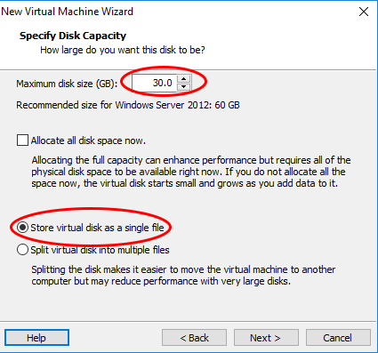 Cara install Windows Server 2012 di VMware workstation 12 Pro - DiskSpace by IndoTutorial