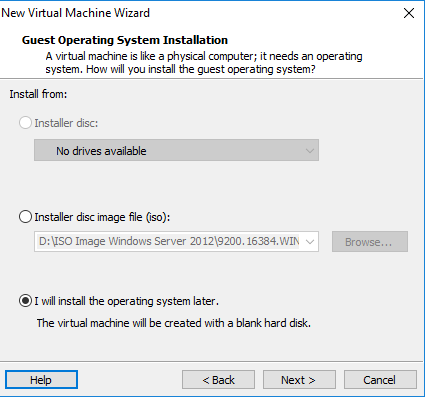 Cara install Windows Server 2012 di VMware workstation 12 Pro - Install Later by IndoTutorial