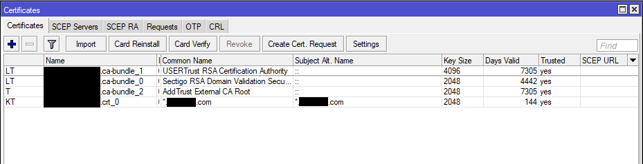 Membuat Login hotspot Mikrotik dengan koneksi HTTPS Certifikat
