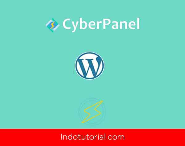 Cara BackUp Website Wordpress di CyberPanel-Oleh-IndoTutorial