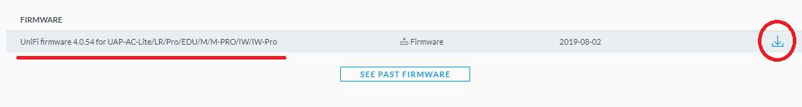 Cara Update Firmware Version Access Point Unifi UAP-AC-Mesh download