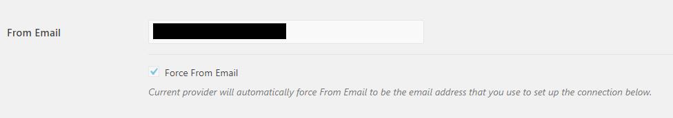 Mengatasi Pesan Contact Form WordPress Tidak Terkirim From Email