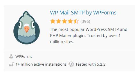 Mengatasi Pesan Contact Form WordPress Tidak Terkirim - Plugin