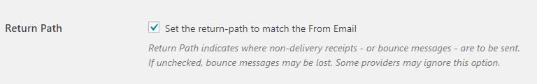 Mengatasi Pesan Contact Form WordPress Tidak Terkirim Return Path